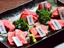九州産黒毛和牛 若勝おまかせセット<br />5,378円(税別)